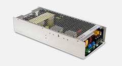 High-Wattage Power Supplies with PFC Switching